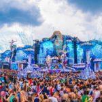 Tomorrowland メインステージ