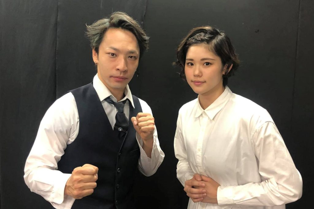 アナザー黒田勇樹役:春見しんや 、 舞台後半では星の王子様を演じる 皇希