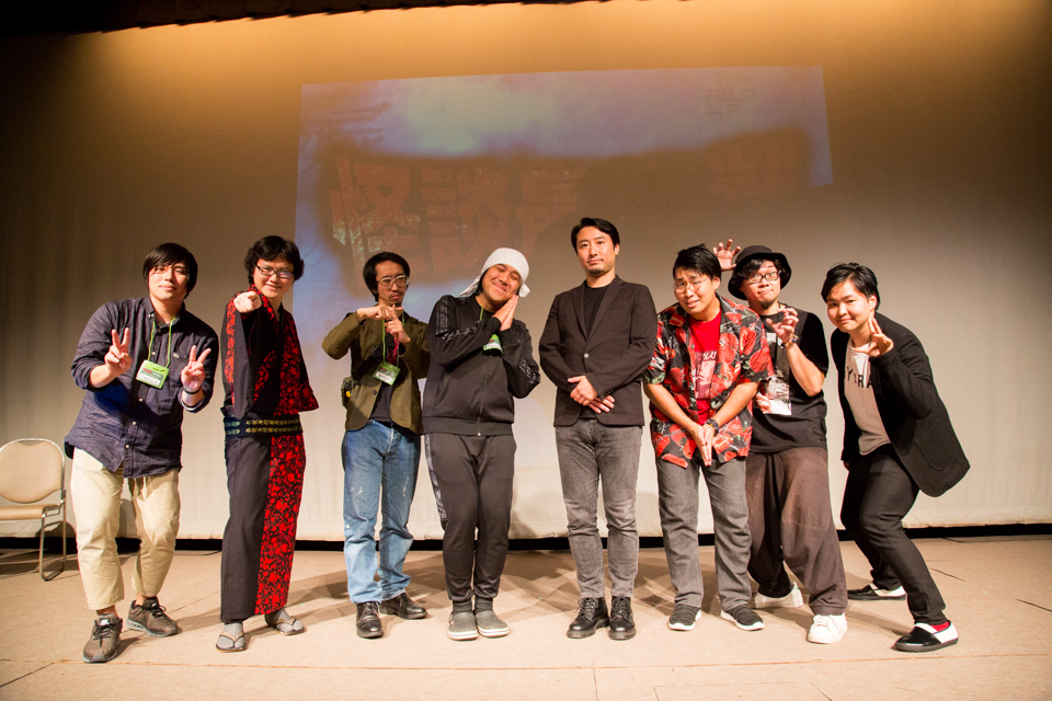 東京予選会で選ばれた8名の決勝戦進出者